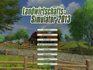 Landwirtschafts-Simulator 2013 Update Problem