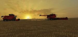 Landwirtschafts Simulator 2013 titanium edition CASE IH Ernte