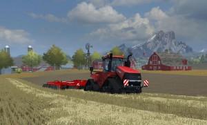 Landwirtschafts Simulator 2013 titanium-edtion case ih in westbridge