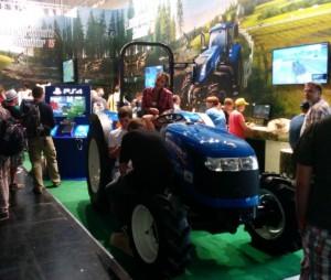 Landwirtschafts-Simulator 15 Gamescom Köln 2014